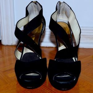 Michael Kors Shoe Leather Heels